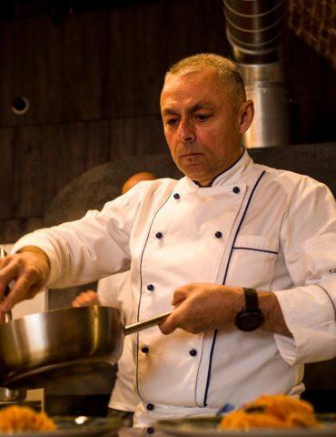 Eugen Pocian - Chef Restaurant Corsarul